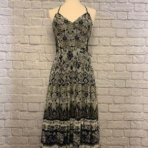 ECI New York Spaghetti Strap Maxi Dress, Worn Once